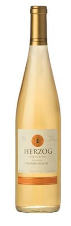 Baron Herzog Orange Muscat Late Harvest